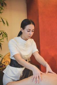 Aromaterapinis masažas